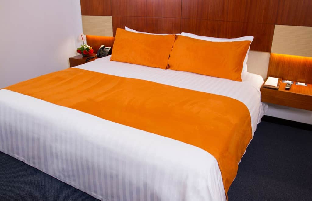 Single Room accommodation at Hotel Finlandia in Quito