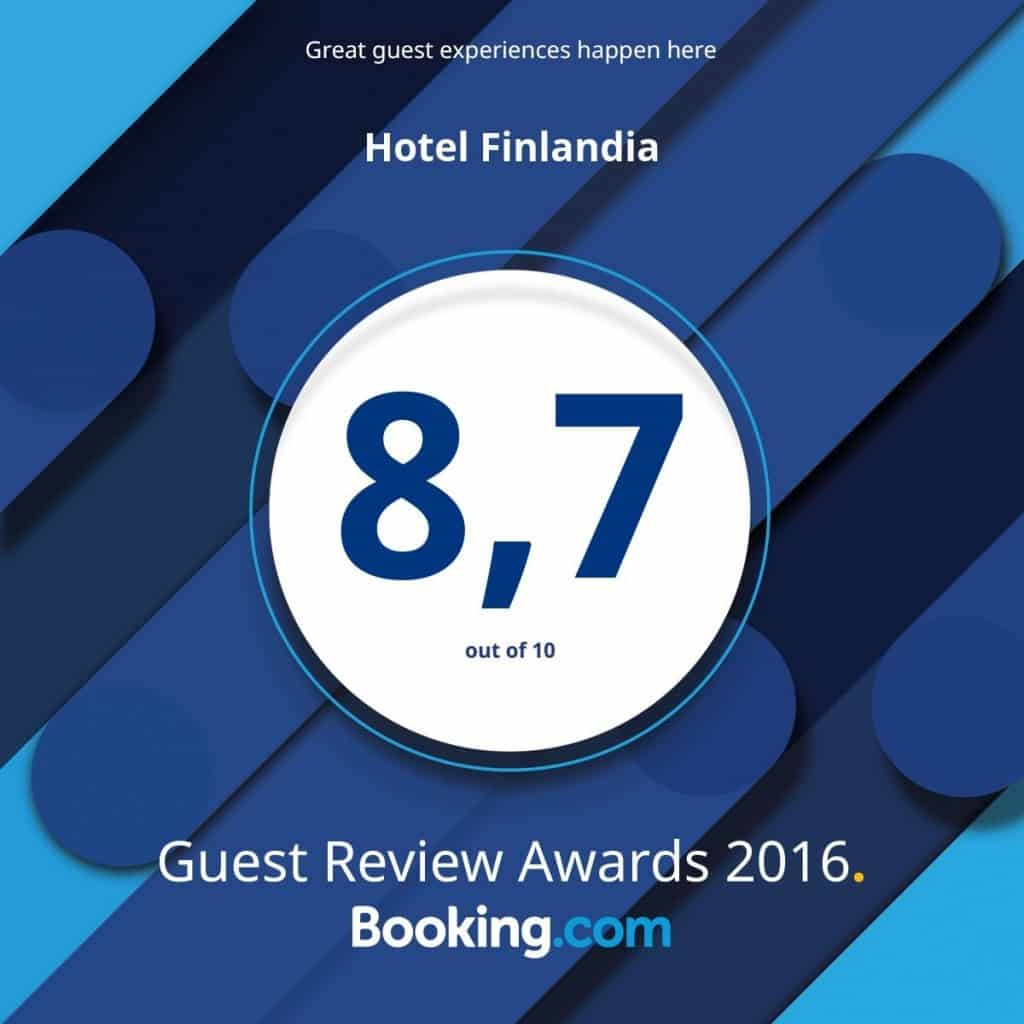 Booking.com Hotel in Quito testimonials and reviews